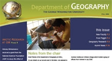 Geography News Letter
